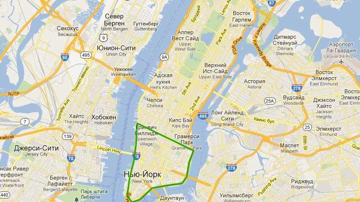 Районы Нью-Йорка | All New York Весь Нью-Йорк Всё о