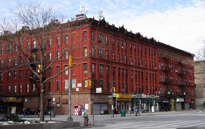 Гарлем - район Нью-Йорка