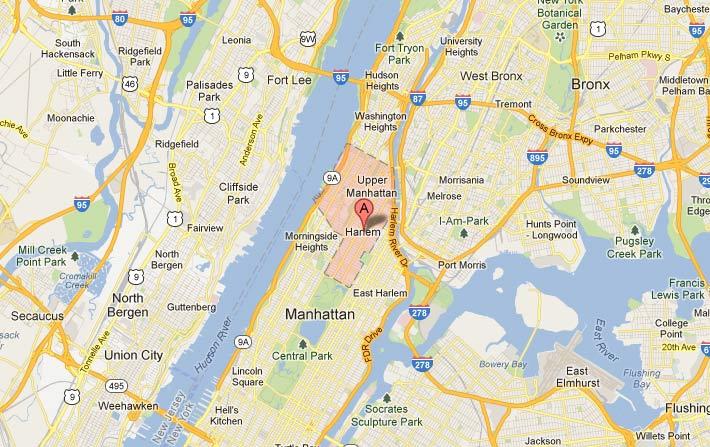 Нью-Йорк (Нью-Йорк) - Города США