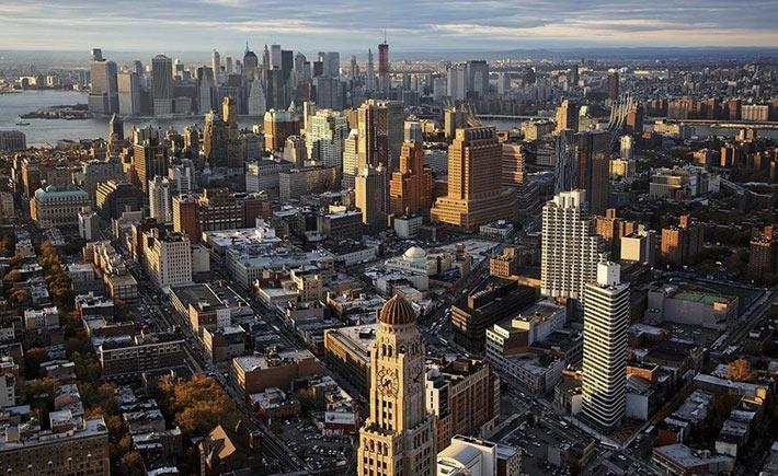 Недвижимость в Нью-Йорке и его окрестностях: где