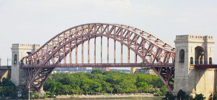 >Мост Хелл-Гейт