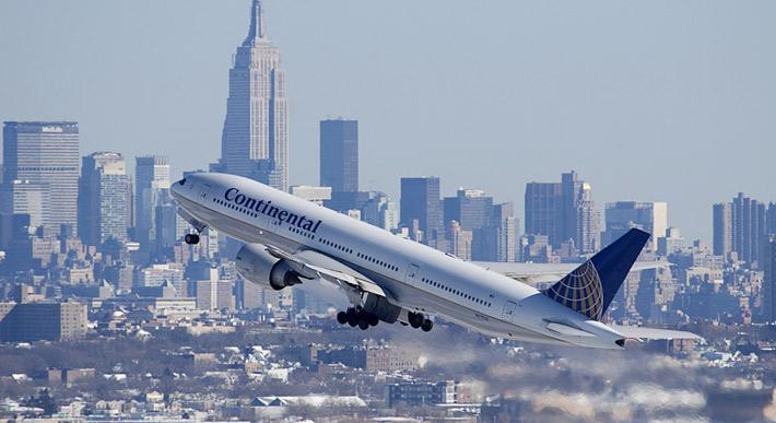 Как долететь до Нью-Йорка