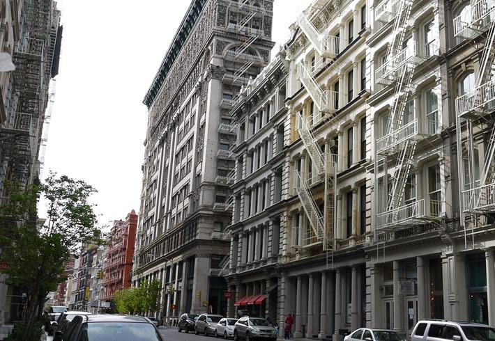 Нью-йорк фото домов