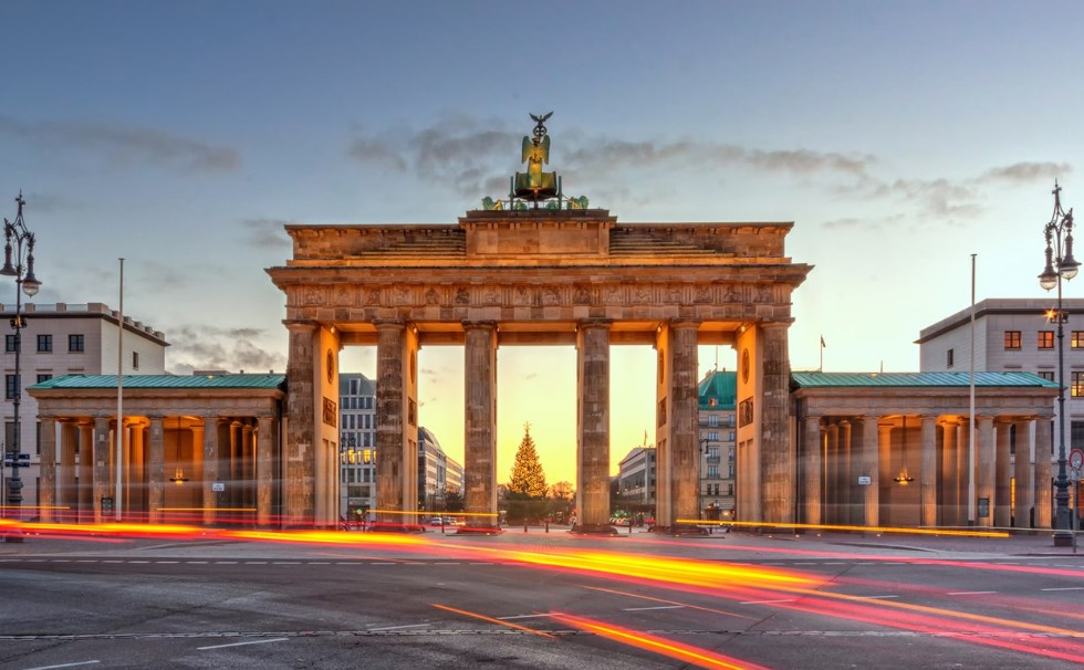 Пересадка в Берлине