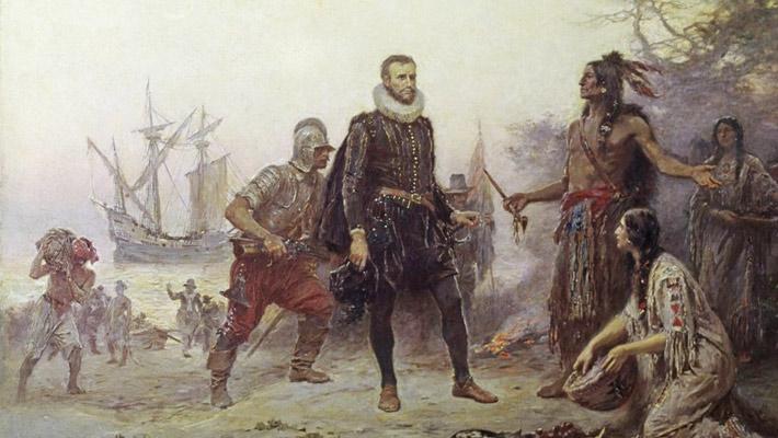 Первый европеец, побывавший в Нью-Йорке - Джованни да Верраццано