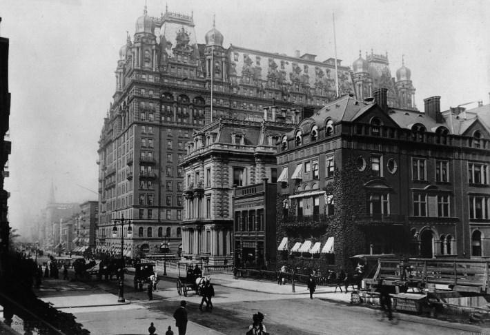 Фотография Нью-Йорк 1932-ой год