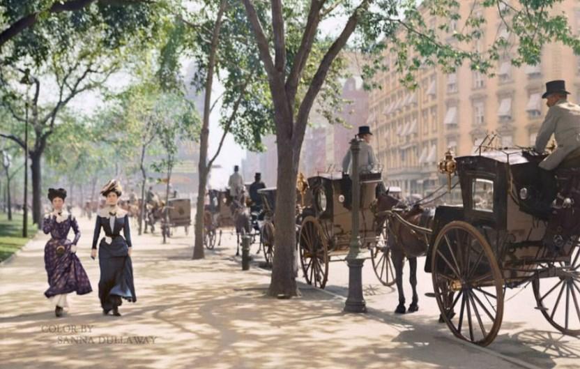 Нью-Йорк 30-ых годов