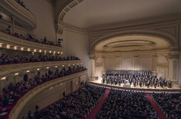 959e947b3f45 Карнеги-Холл в Нью-Йорке - как добраться, билеты онлайн, история ...