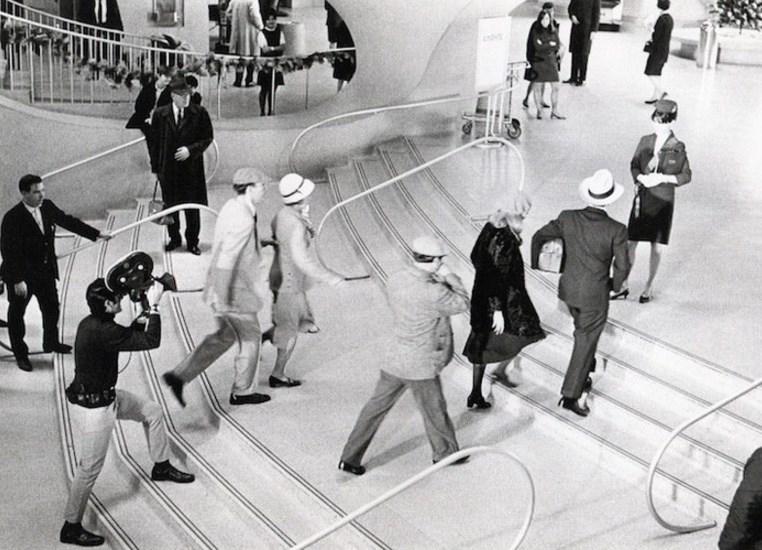 Фотографии Нью-Йорка в 1960-х годах