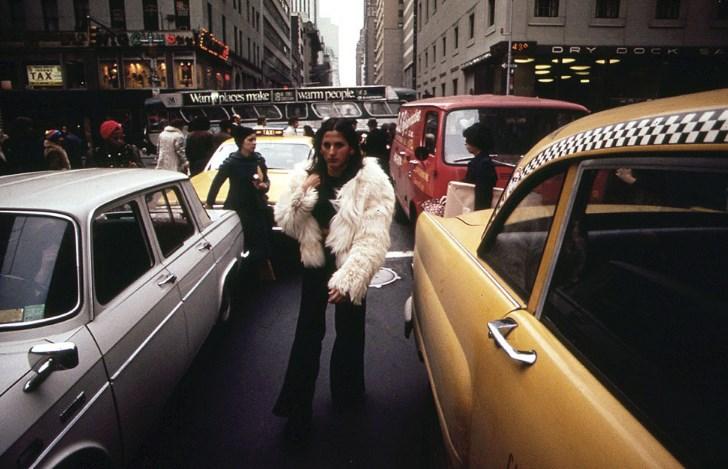 Фотографии Нью-Йорка в 1970-х годах