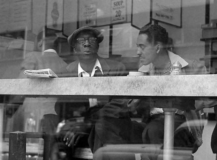 Фотографии Нью-Йорка в 1950-х годах