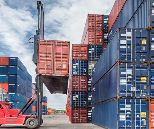 Доставка контейнером из России в США